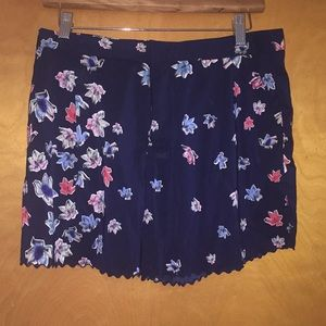 NWT Philosophy Floral Shorts